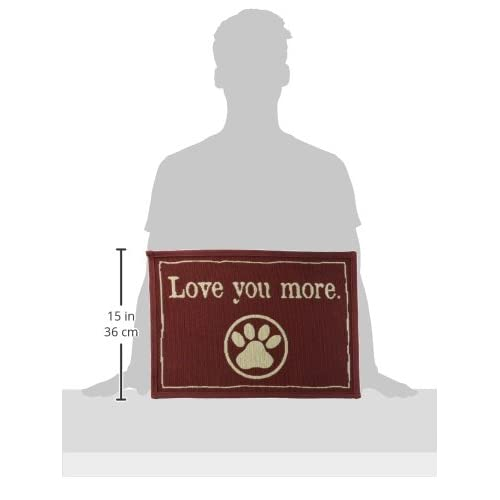"Park B. Smith LOYM17 CIN Love You More Mat, 13"" x 19"" 85%OFF"