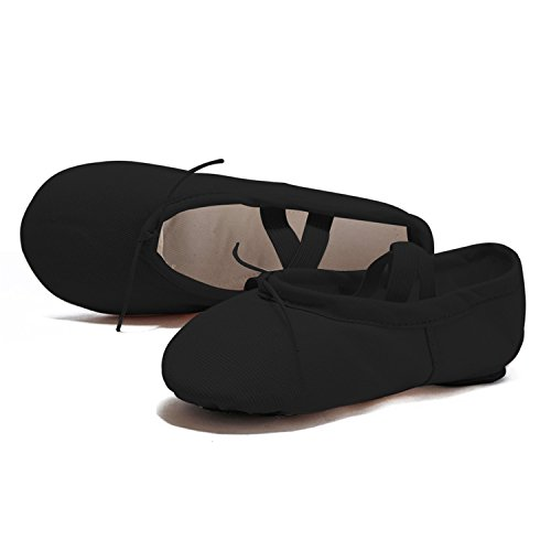 flat salsa shoes for women - 8