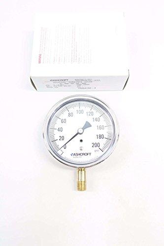 02l 200 Psi Pressure Gauge - 3