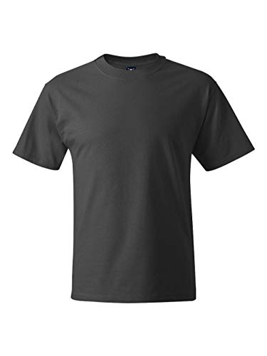 - Hanes Beefy-T Adult Short-Sleeve T-Shirt