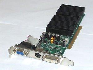 Evga Nvidia 6200 Geforce (256 P1 N399 LR - evga 256 P1 N399 LR EVGA NVIDIA GeForce 6200 (256-P1-N400-LR) 256 MB / 256 MB (max) DDR2)