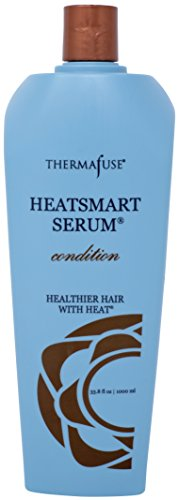 (ThermaFuse HeatSmart Serum Condition 33.8 oz. Hair Conditioner with Certified Organic Essential Oils )