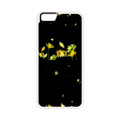 "SYYCH Phone case Of Beautiful Petals Falling Cover Case For iPhone 6 (4.7"")"