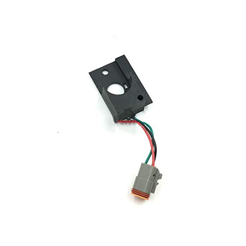 7105252 Seat Bar Sensor - SINOCMP Seat Bar Sensor for Bobcat Skid Steer 450 453 463 553 653 751 753 763 773 853 863 864 873 953 963 S70 ()