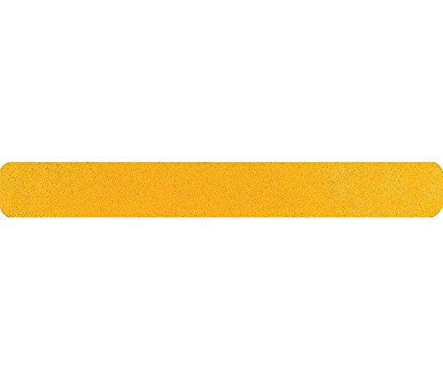 MASTER STOP 84508EM 3 X 24 Medium COARSE GRIT Tape Safety Yellow Color Sure-Foot