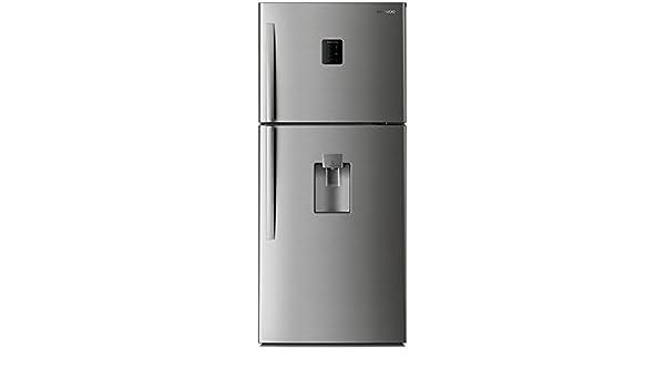 Daewoo frigorífico doble puerta 505 Lt Clase A + no frost LED ...
