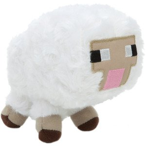 GENE Minecraft Sheep Plush Figure Toy by GENE