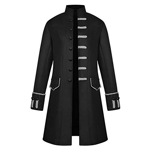 Damen Parka Kapuzen Steppjacke Padded Übergangsjacke Trench Winter Coat Mantel