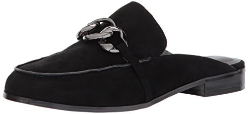 Bandolino Women's Limbs Loafer Flat, Black, 8 M US