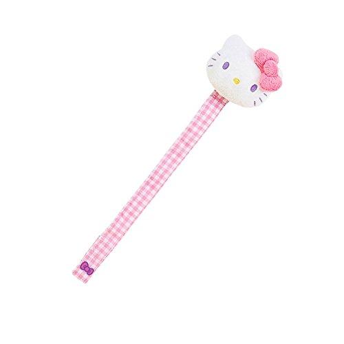 (Sanrio Hello Kitty Baby Pacifier Strap Clip : Pink)
