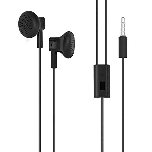 Bhulli Earphone Headphone/Handsfree for All Smartphones.