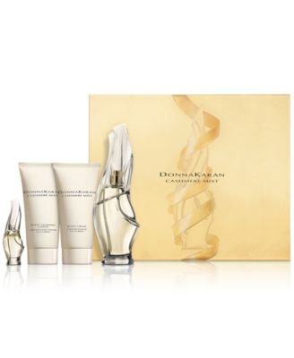 4-Pc. Cashmere Mist Cashmere Essentials Gift Set by Donna Karan