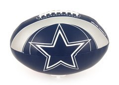 Dallas Cowboys Goal Line 8-Inch Softee Football 07861065661