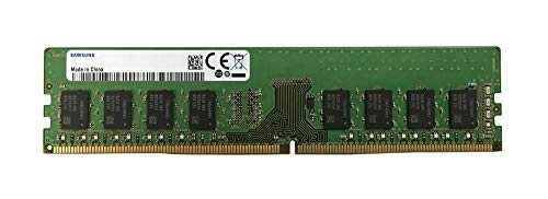 Samsung 8GB DDR4 PC4-21300, 2666MHZ, 288 PIN DIMM, 1.2V, CL 19 desktop ram memory module ()