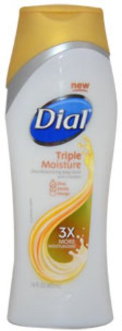 Dial Triple Moisture Body Wash - 8