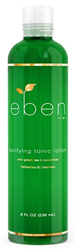 - Eben Naturals Purifying Tonic Lotion, 8 fl. oz.