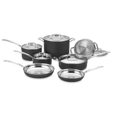 Multiclad Cookware Unlimited - MultiClad Unlimited 12-Piece Cookware Set
