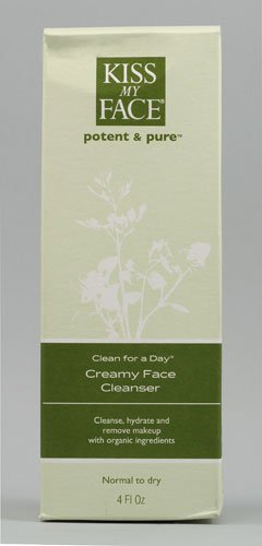 Kiss My Face Creamy Face Cleanser - 5