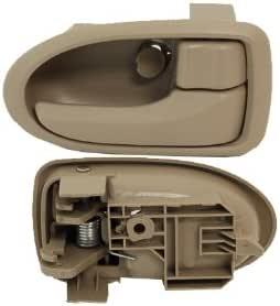 Depo 316-50003-184 Mazda M-V Front Passenger Side Replacement Interior Door Handle