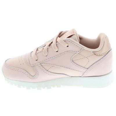 Chalk Reebok Rm Bare Fitness Femme de Classic 000 Leather Chaussures Beige Multicolore AncpqvTAU