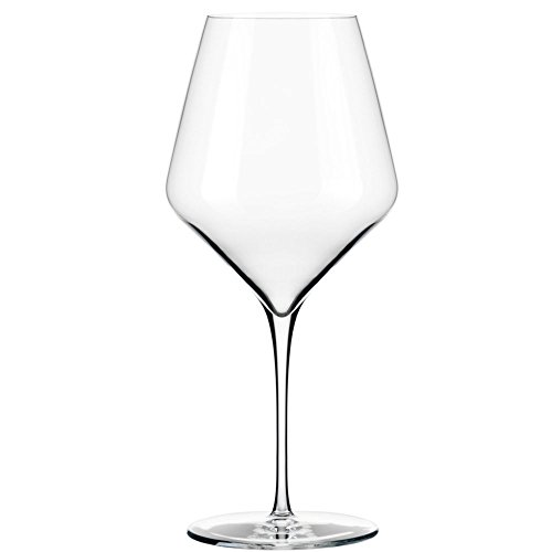 Libbey 9326 Prism 24 Ounce Red Wine Glass - 12 / CS (Libbey Red Wine)