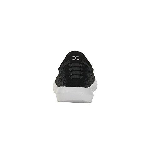 Dude Shoes Womens E-last Tessa Black Glitter Mary Jane Black
