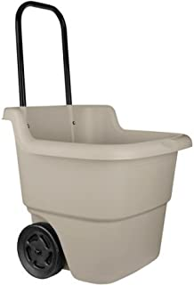 product image for Suncast Lawn Cart, Gardening Wagons & Wheelbarrows