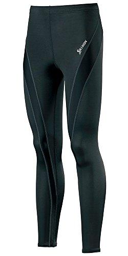 DUNLOP(ダンロップ) SRIXON ロングパンツ メンズ SMA6004 ブラック×チャコールグレー M
