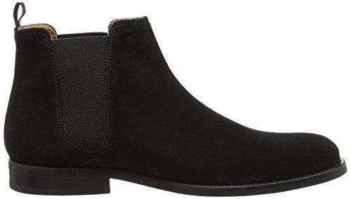 ALDO Vianello Schwarz r Suede Boots Black Chelsea Herren qqWrFH86
