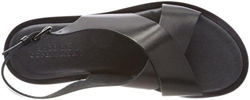 Shoe Classic Hasta Fc10 Women's Strap Ankle Biz Sandals Black Black Florida r4gqwOr