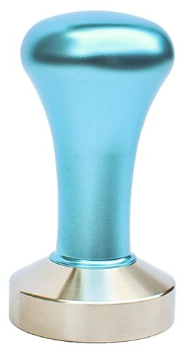 Zoie + Chloe Stainless Steel Espresso Coffee Tamper - 49mm Flat Base