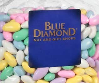 Pastel Jordan Almonds - 1 lb. bag