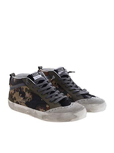 Uomo Goose Top Tessuto Multicolor G34ms634p3 Sneakers Golden Hi 7wpqaaC