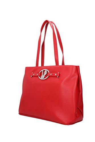 Bolsos de hombro Versace Jeans Mujer - Poliéster (E1VQBBJ775476) Rojo