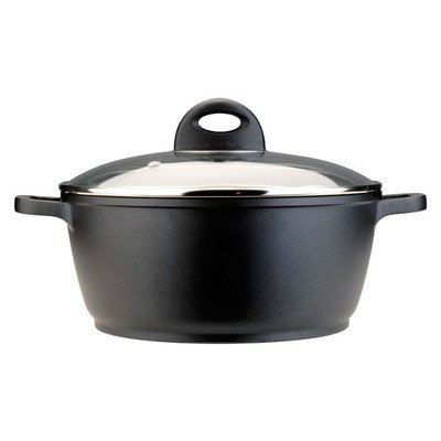 Cook & Co Stock Pot with Lid Size: 6.3-qt.