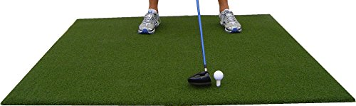 PGM6060 5' x 5' Emerald Par Golf Mat by All Turf Mats