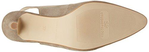STUDIO PALOMA 19855 - Zapatos de vestir Mujer Gris - Gris (Ante Corda)