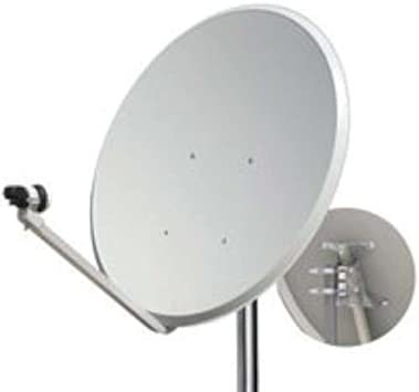 Tecatel tv satelite - Antena parabolica modelo-c 85cm: Amazon ...