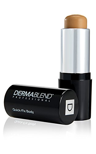 Dermablend Quick-Fix Body Full Coverage Foundation Stick, 70W Golden, 0.42 fl. oz.