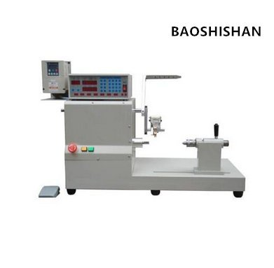 Computer Automatic Coils Winder Winding Machine with large baseboard by BAOSHISHAN