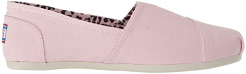 Skechers BOBS Women's Plush-Peace and Love Ballet Flat, Pnk, 7 M US by Skechers (Image #6)