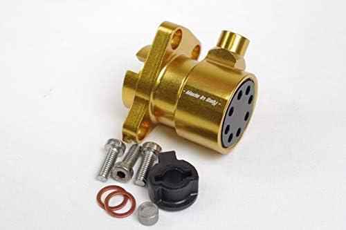 Kbike Kupplungsdruckzylinder gold f/ür Ducati lebenslange Garantie