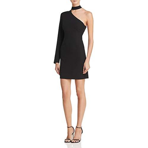 Bardot Women's Petite Willow Dress, Black, Medium -