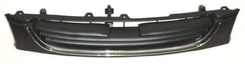 OE Replacement Mazda 626/Cronos Grille Assembly (Partslink Number - Grille Replacement Mazda 626