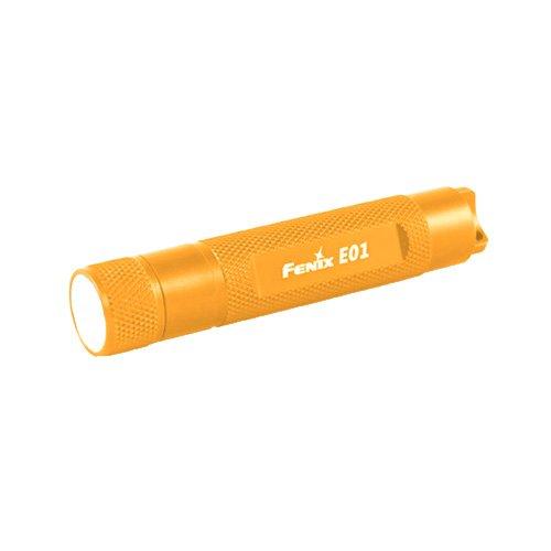13 Lumen Fenix E Series, AAA,Orange