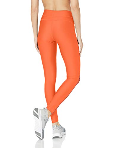 Ua Under Hg Armour After Burn877metallic Silver Donna LeggingLeggings Printed YWEHID92