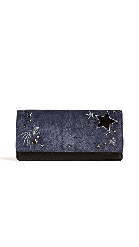 Kate Spade New York Women's Madison Daniels Drive Stars Alli Wallet, Twilight, One Size by Kate Spade New York