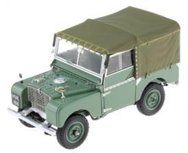 1/43 ランドローバー シリーズ1 'HUE' 1948 151LR-1000A