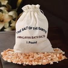 CrystalGeode® - Natural Himalayan Bath Salt 1kg