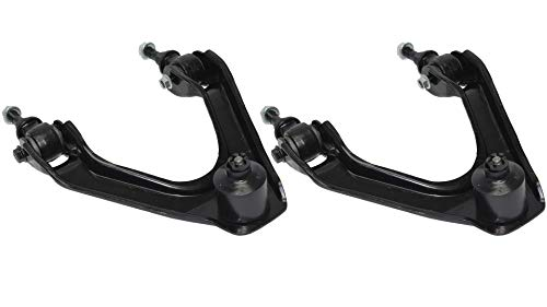 Detroit Axle - Both (2) Front Upper Driver & Passenger Side Control Arm and Ball Joint Assembly - 10-Year Warranty for - 1997-1999 Acura CL - [1994-1997 Honda Accord] - 1995-1998 Odyssey - 96-99 Oasis